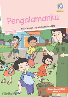 Buku Siswa Kelas 2 Tema 5 (Pengalamanku) Kurikulum 2013 Revisi 2017