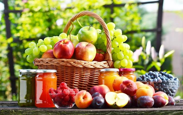 frutas para la gastristis