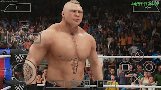 WWE 2K18 ANDROID