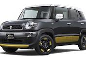 Suzuki XBee: New Suzuki Crossover Wagon in Japan