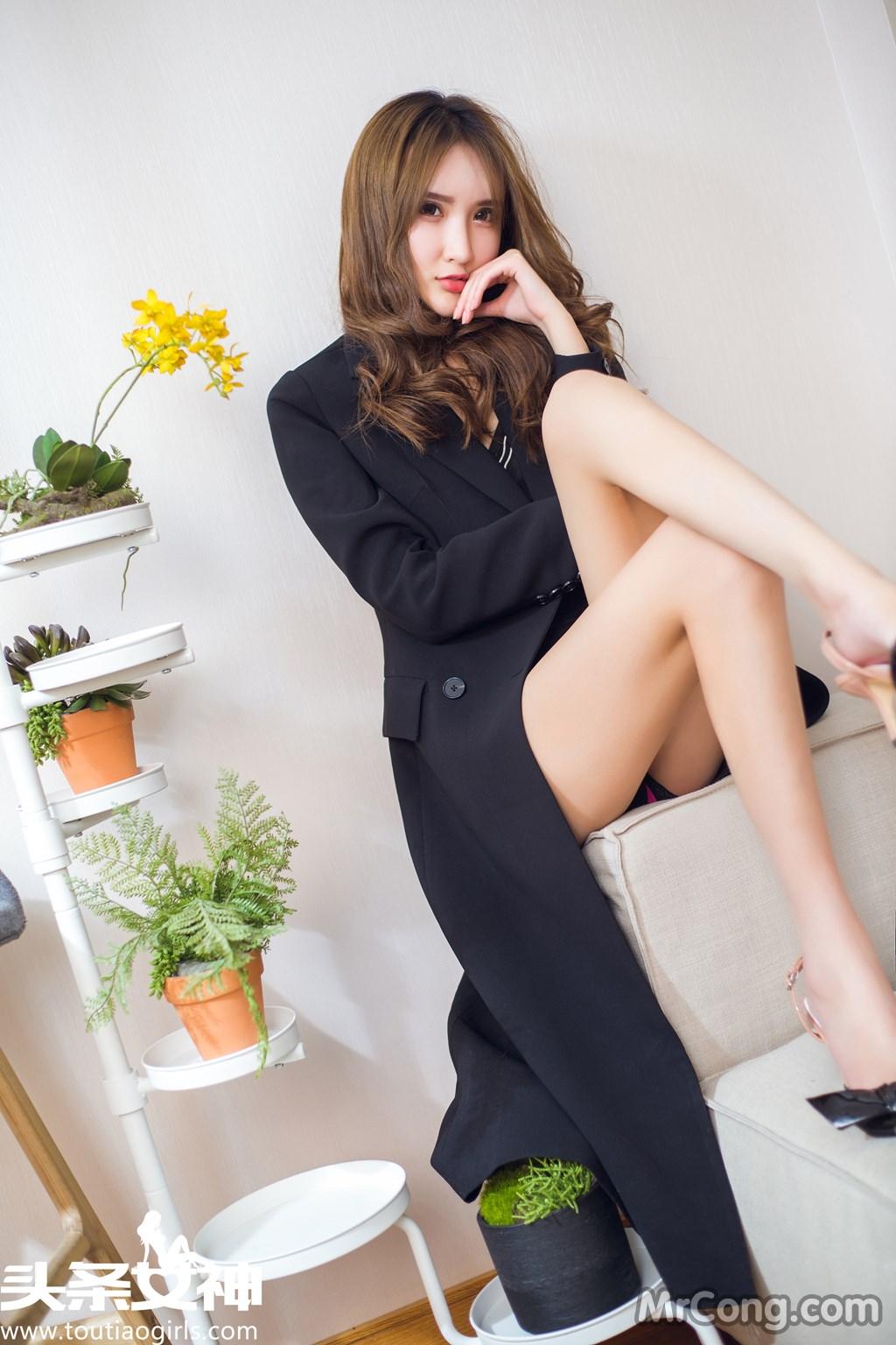 TouTiao 2016-10-31: Model Liang Rui Xi (梁芮溪) (27P)