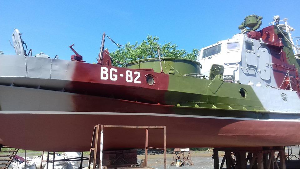катер BG82 Лубни