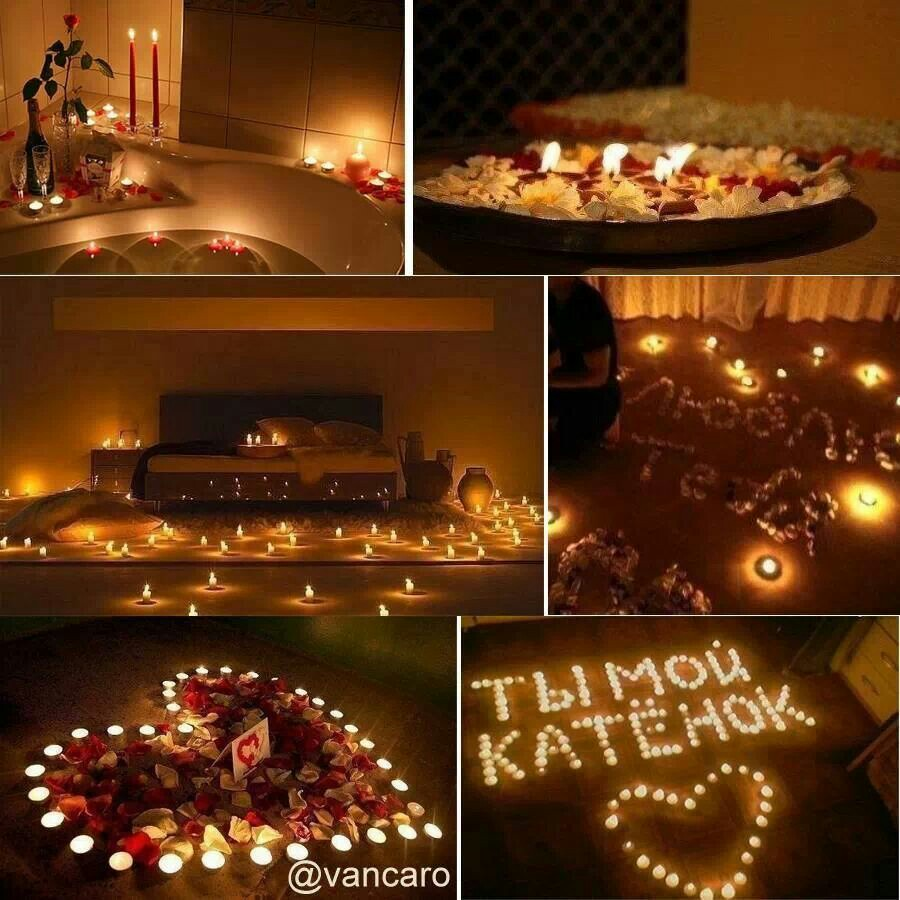 How to Plan a Romantic Evening