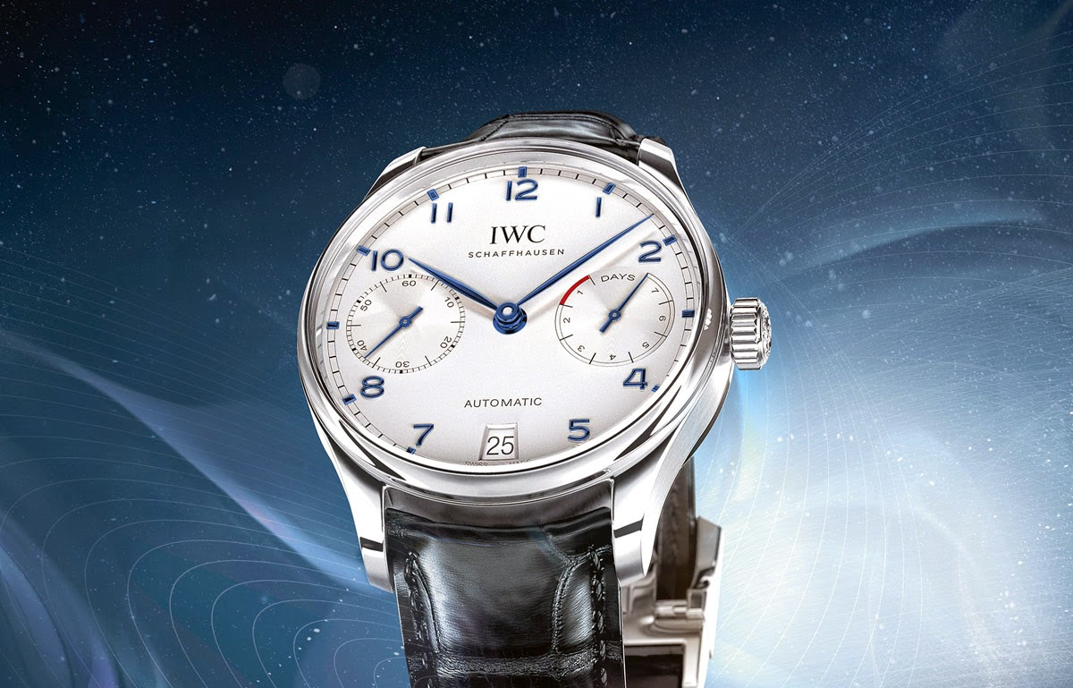 Sihh 2015 Iwc New Portuguese Automatic Ref 5007 Time