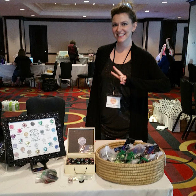 Green Glitter Canada - Indie Expo Canada 2018