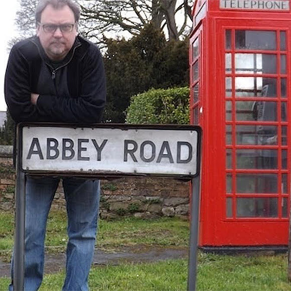 Bryan Eccleshall a visité les Abbey Road d'Angleterre