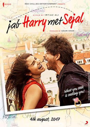 Jab Harry Met Sejal 2017 Theatrical Trailer Download