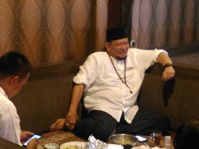 "Diminta Mahar Rp170 M, La Nyalla Pilih ""Tutup Buku"" dengan Prabowo"