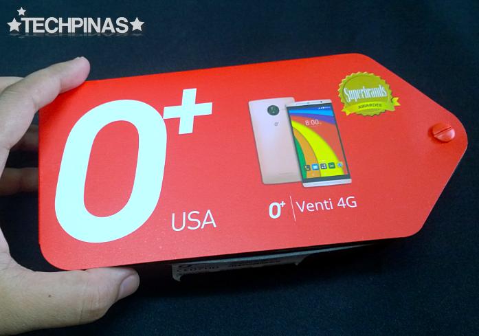 O+ Venti 4G