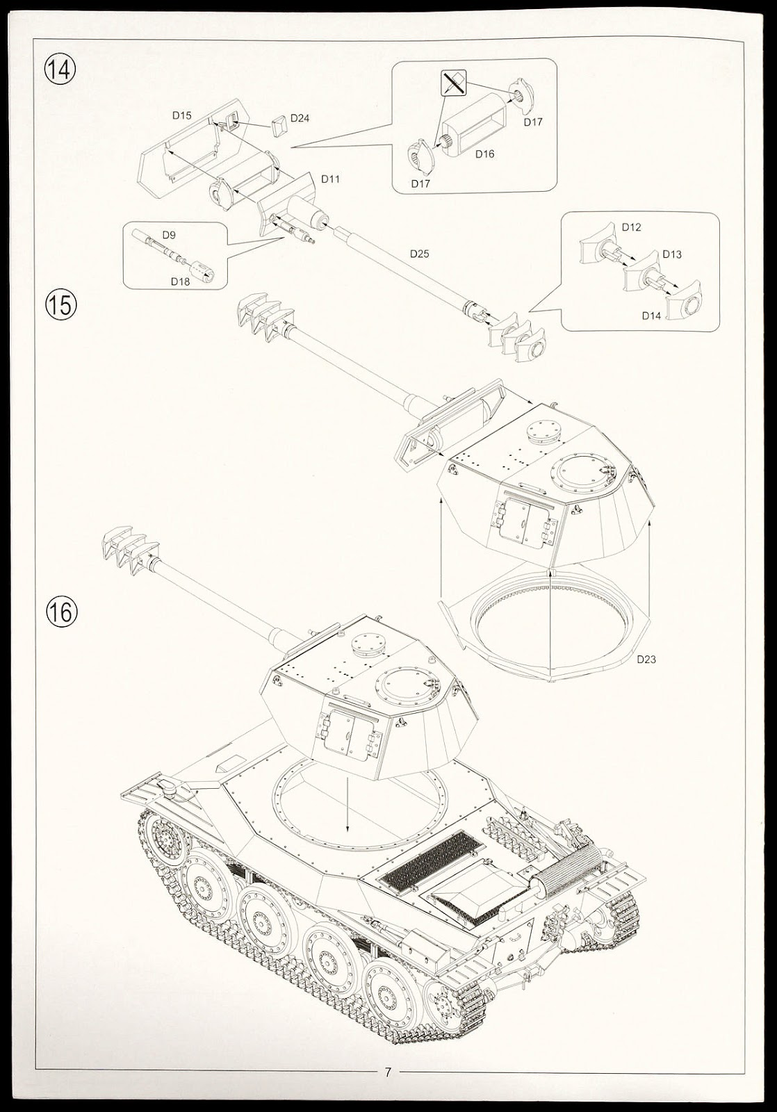 The Modelling News: In-Boxed:1/35th scale Pz.Kpfw.38D mitt
