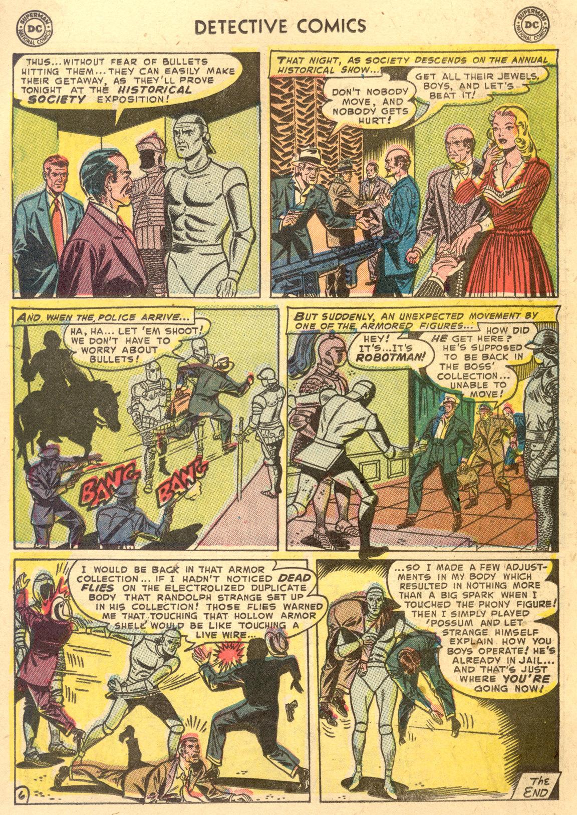 Read online Detective Comics (1937) comic -  Issue #194 - 30