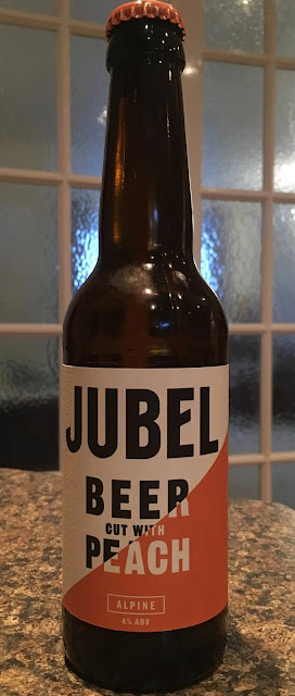 Jubel - Beer Cut with Peach