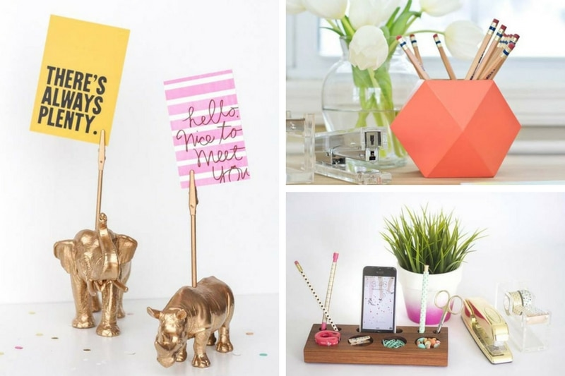 desk decor, office decor, room decor, diy decor, diy room decor, diy, decor, crafts, do it yourself, upcycle projects, recycle projects