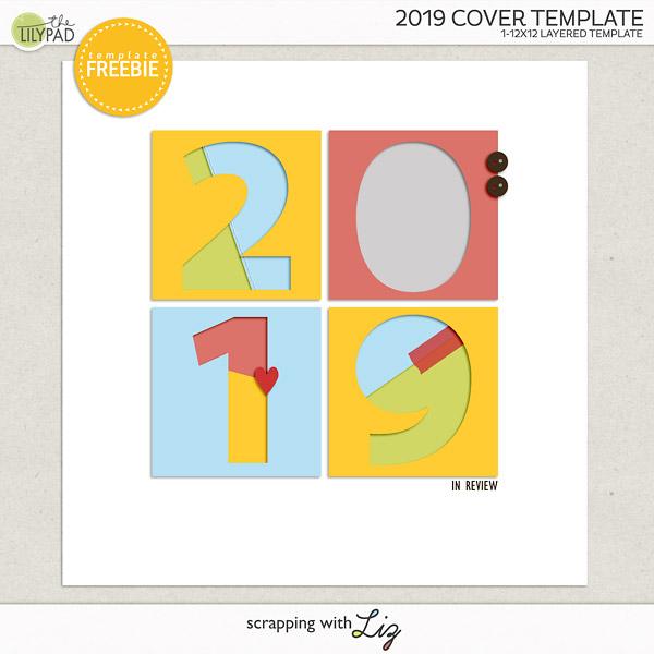 2019 Cover Template FREEBIE!