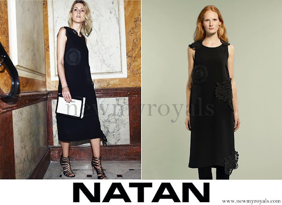 Queen Maxima wore Natan Dress - Couture Collectie SS16
