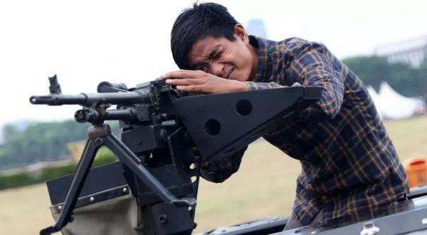 Pameran Alutsista TNI di Kawasan Monas