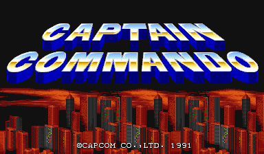 Download Game Captain Commando PS1 ISO [6MB]