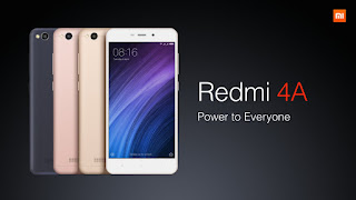 Xiaomi Redmi 4A gets MIUI 9.2 Update based on Android 7.1.2 Nougat