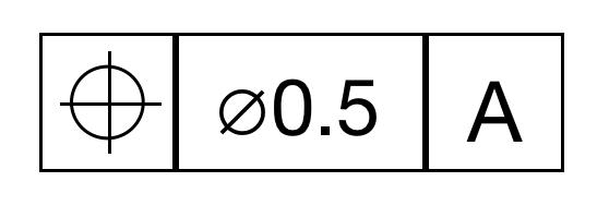 warehouse: 同軸度 Coaxiality