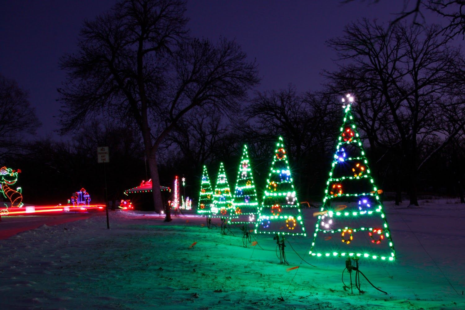 holiday lights, Christmas lights, photography, how to