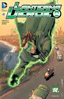 Os Novos 52! Lanterna Verde #47