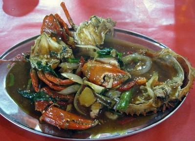 Daging binatang bahari kepiting memang sangat nikmat dan juga gurih Masakan Sehari Hari Resep Kepiting Saus Tiram Enak dan Pedas