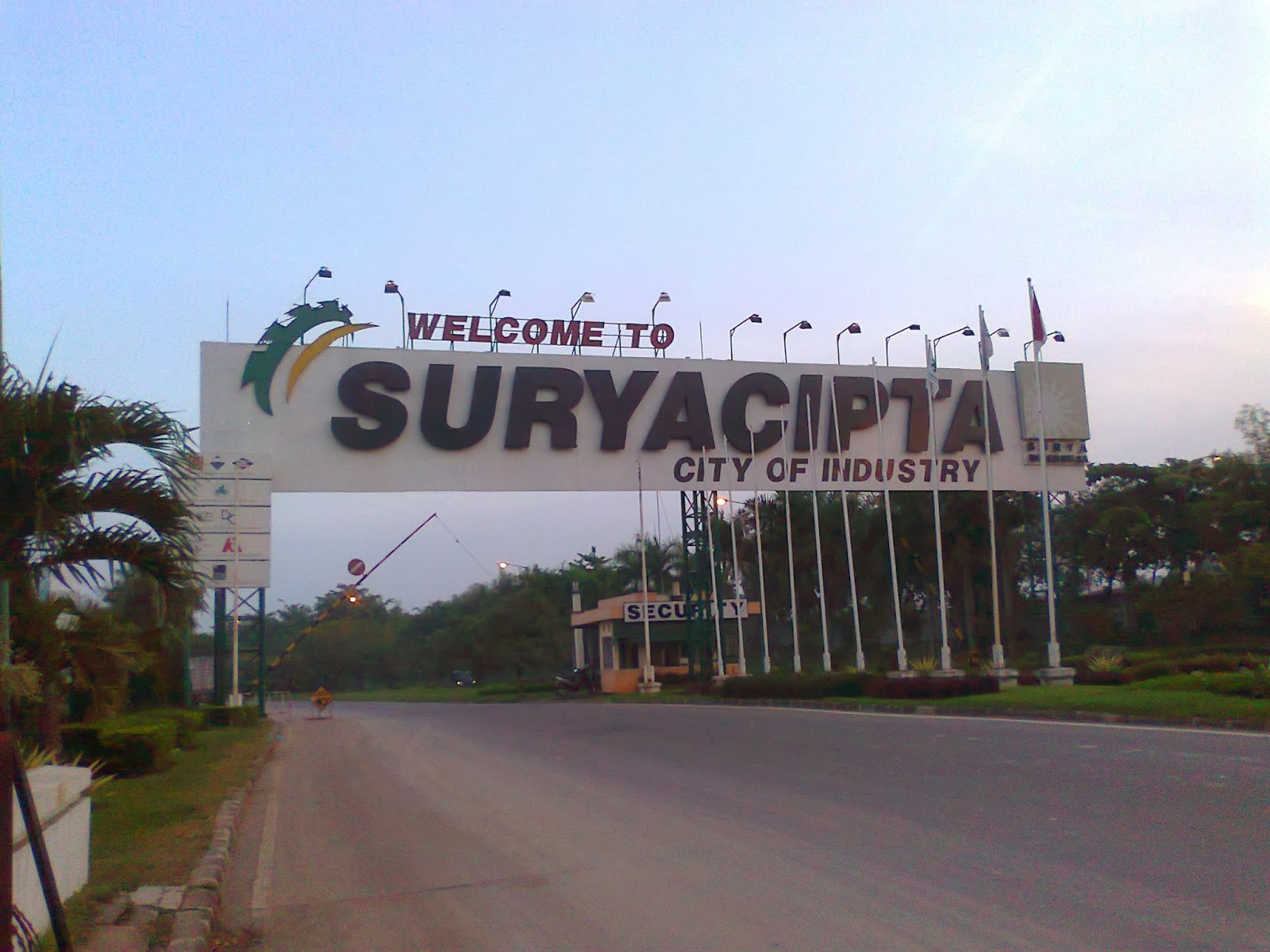 Kawasan Industri Suryacipta Loker Purwasuka