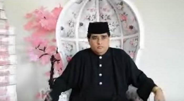 """Ditemukan di Pekanbaru, Kanjeng Dimas Menggandakan """"Diri"""""""