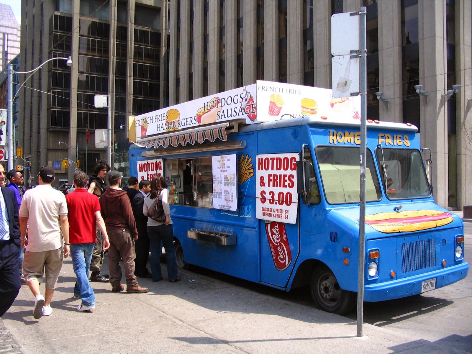 How Do Food Trucks Keep Their Food