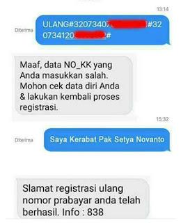 Kumpulan Meme Registrasi Kartu Lucu Ngakak Terbaru