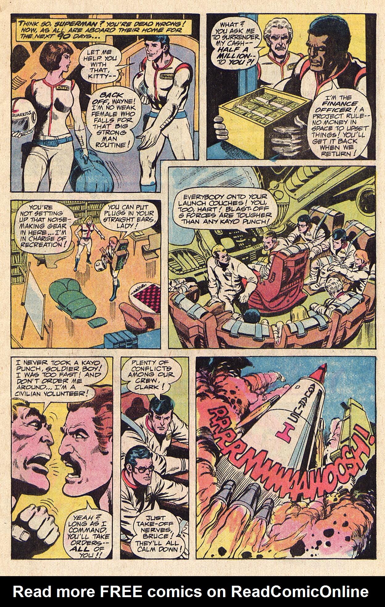 Read online World's Finest Comics comic -  Issue #241 - 4