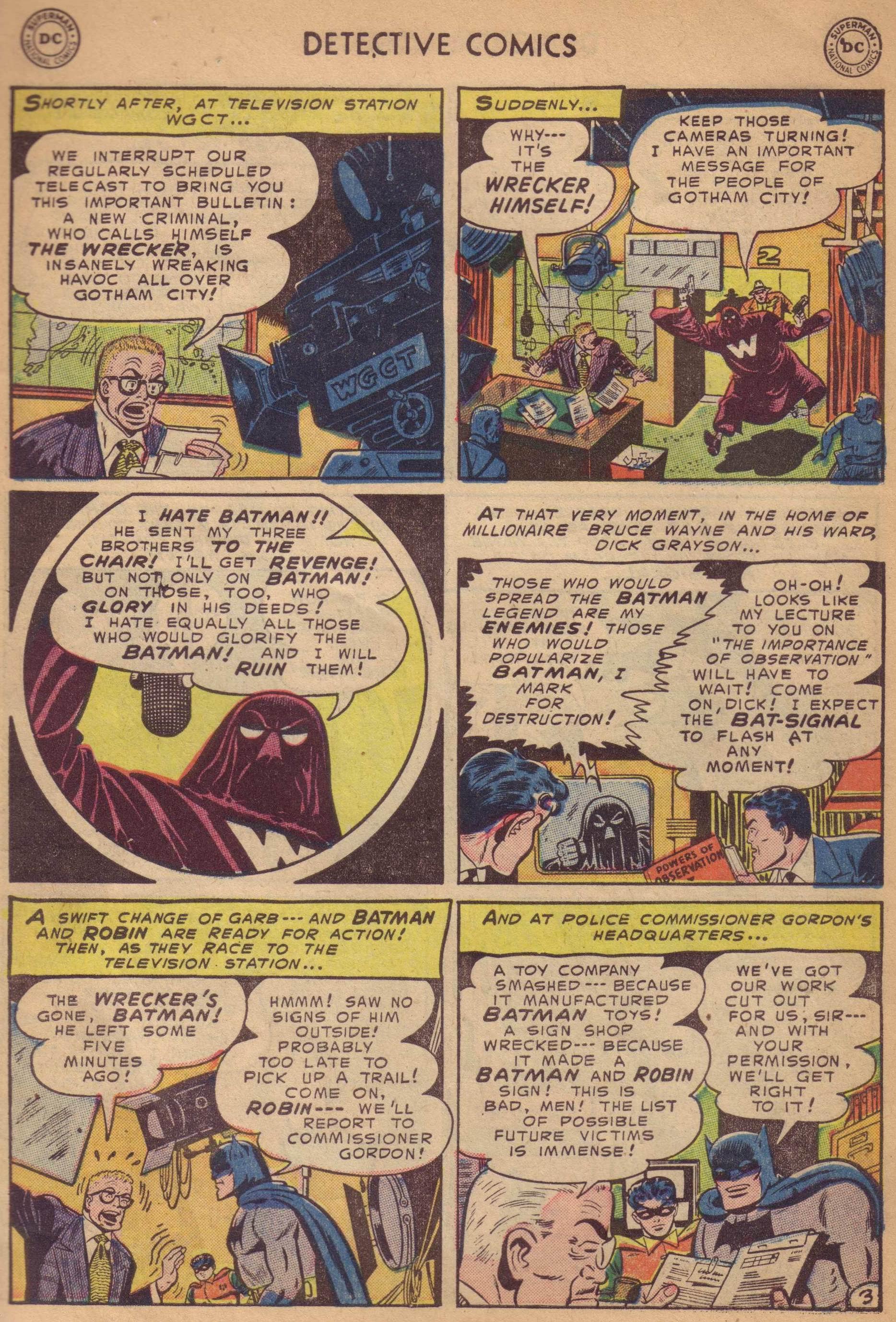 Read online Detective Comics (1937) comic -  Issue #197 - 5