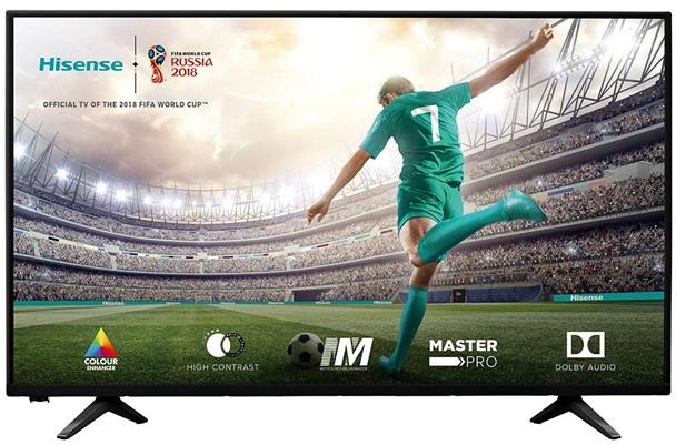 ▷[Análisis] Hisense H32A5100, un televisor modesto a un precio correcto