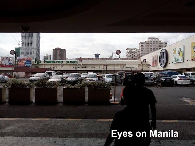 Century Park Hotel Manila and Harrison Plaza