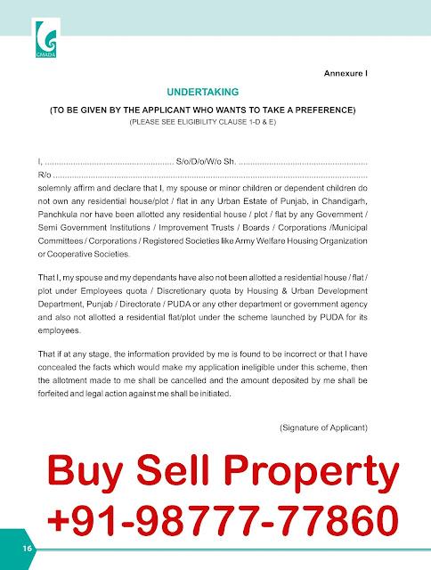 Gmada Ecocity Phase 2 and Sector 66-67 mohali flats scheme