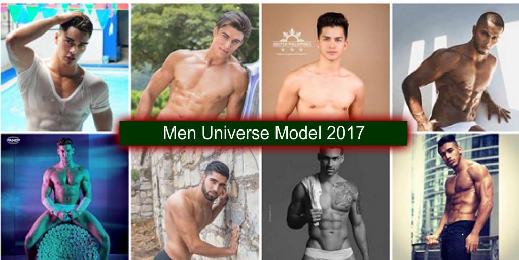 Korean naked male model