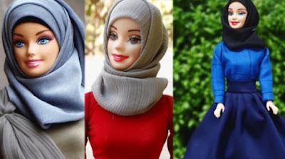 Hijarbie, Boneka Barbie Berhijab