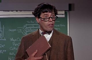 Jerry Lewis en El profesor chiflado - 1963