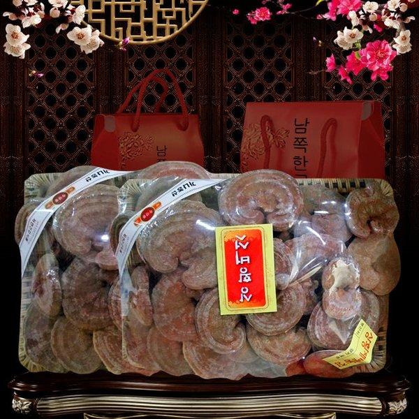 Quà biếu tết nấm linh chi Hàn Quốc có phù hợp không