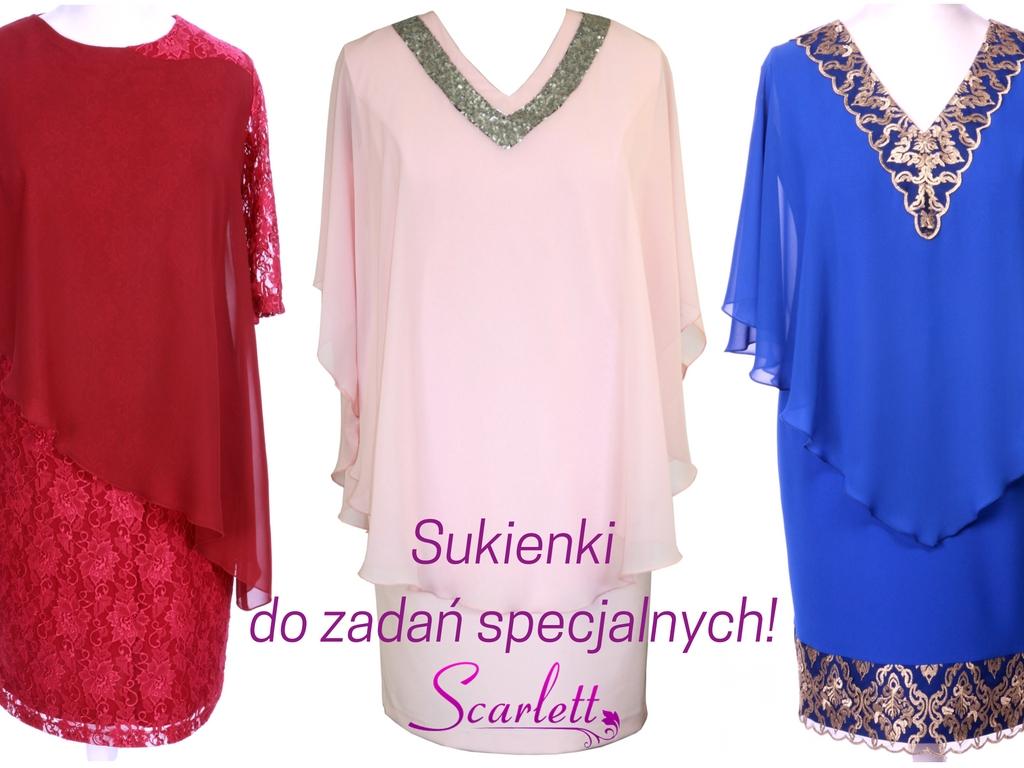 fe7aac7b67a15a Poradnik Plus Size - Wizytowe sukienki, które maskują odstający brzuszek!