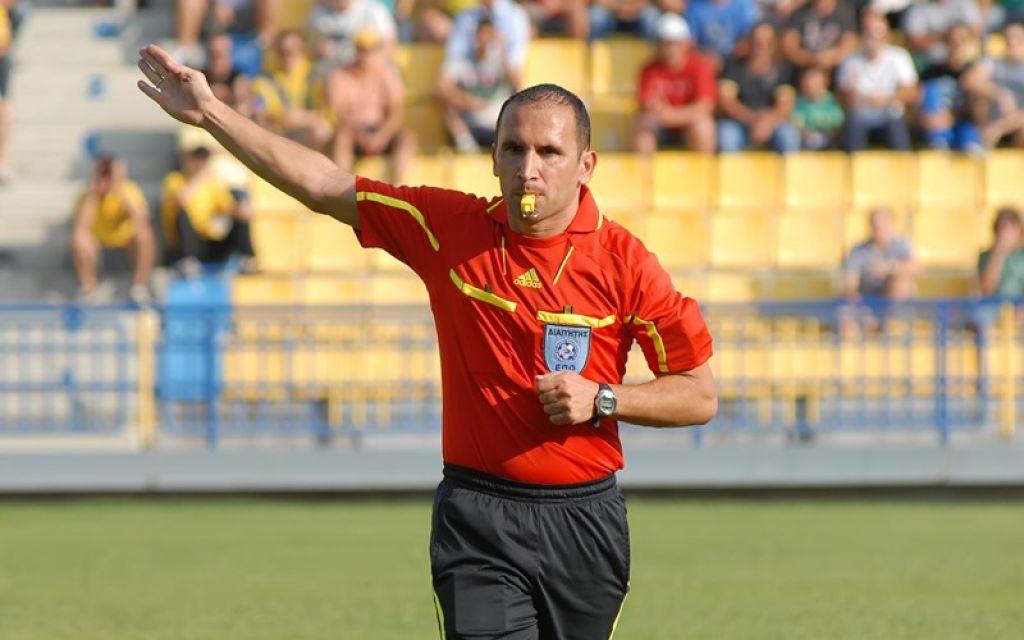 Οι διαιτητές του αυριανού ματς Πλατανιάς - ΠΑΣ Γιάννινα για το κύπελλο