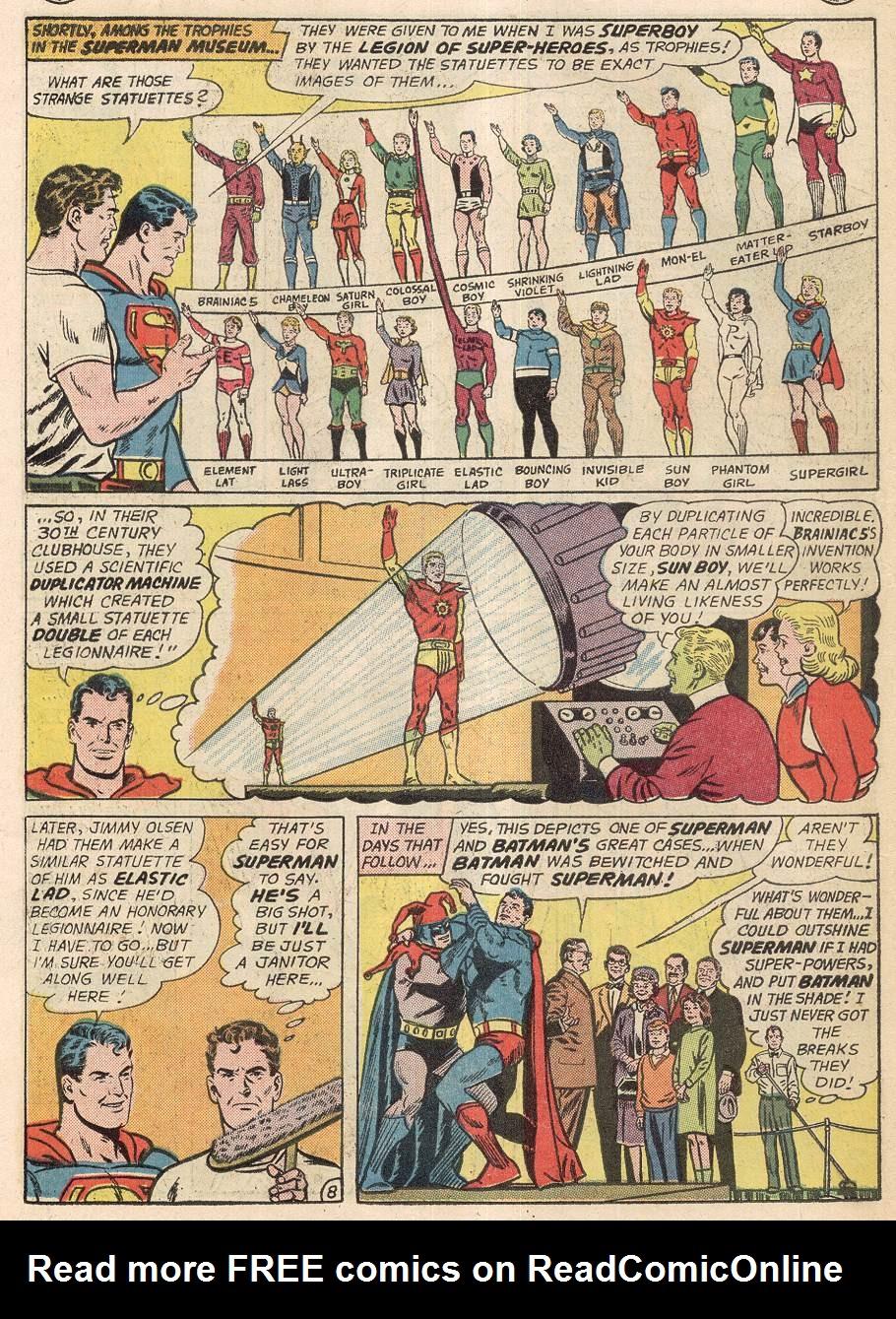 Read online World's Finest Comics comic -  Issue #142 - 10