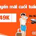 Siêu khuyến mãi cuối tuần Jetstar đi Hà Nội ngày 26/8/2016