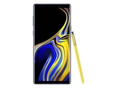 Samsung Galaxy Note 9 Front image