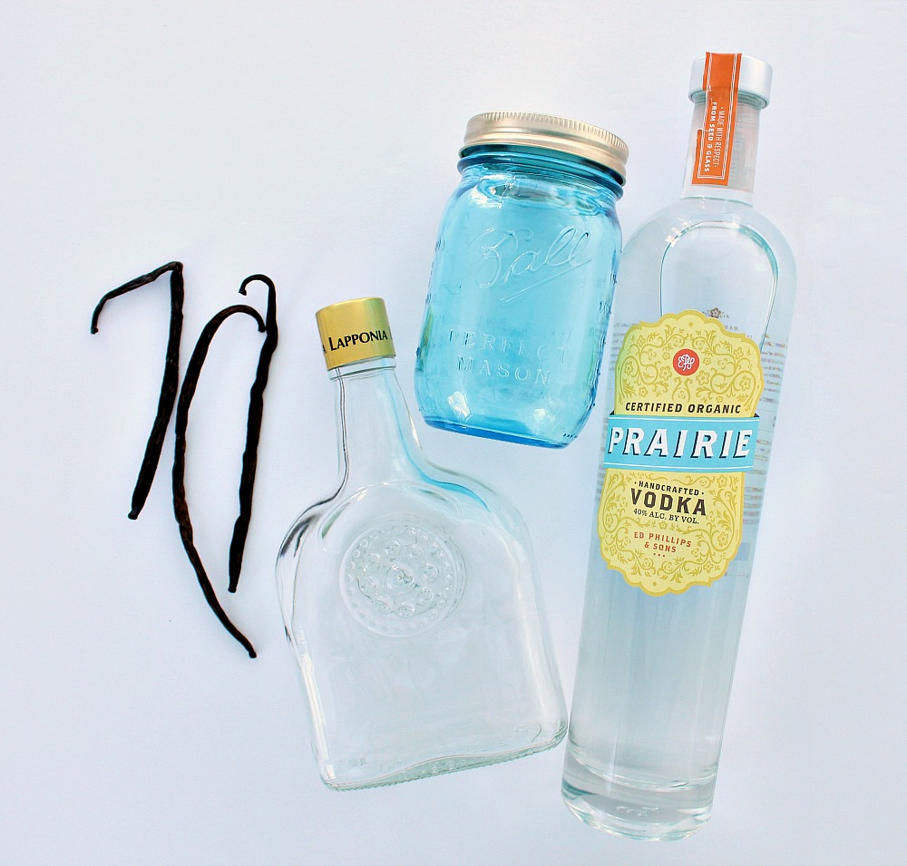 Vanilla Vodka Recipe