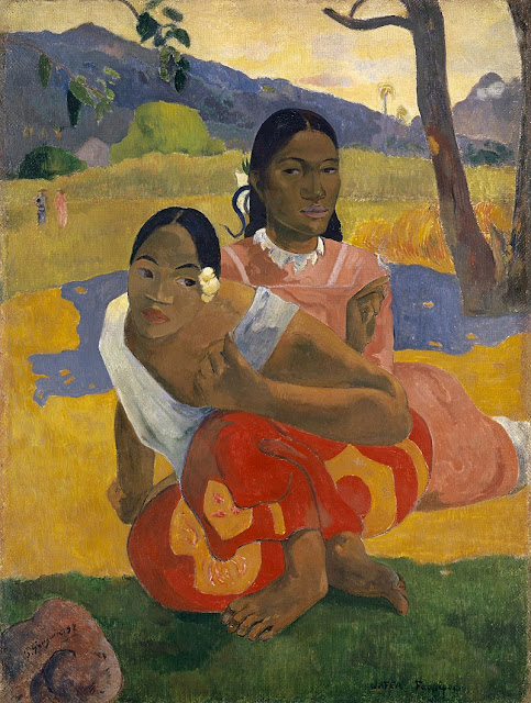What are the Most Interesting Facts about Paul Gauguin?/When Will You Marry?, (1891), Paul Gauguin