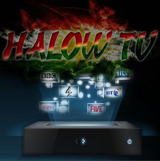 Add-on Halow Live TV - Canais De Televisão