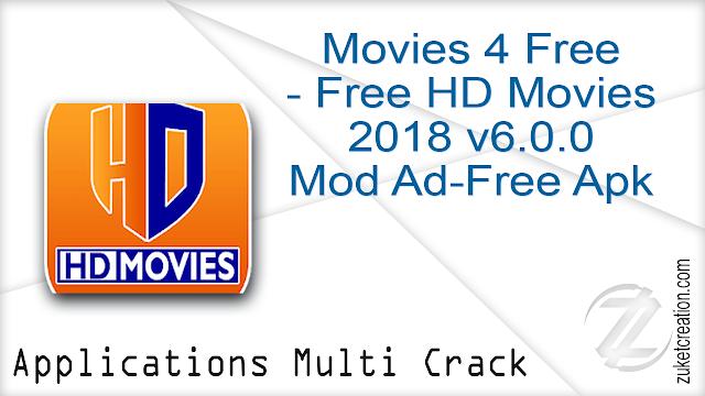 Movies 4 Free – Free HD Movies 2018 v6.0.0 Mod Ad-Free Apk