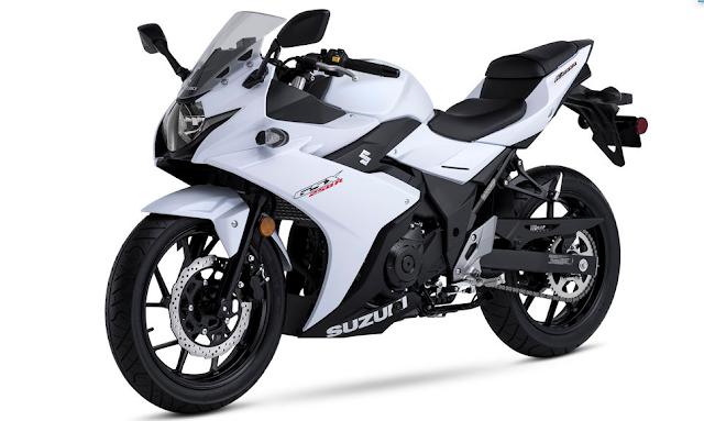 2018 Suzuki GSX250R Announced and Overview