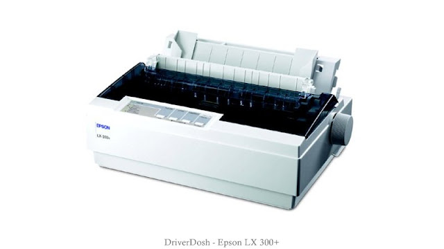 Download Epson LX-300+ Printer Drivers